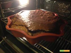 Con e Senza Bimby, Torta al Cioccolato Cremosa senza Farina Tipo Tenerina
