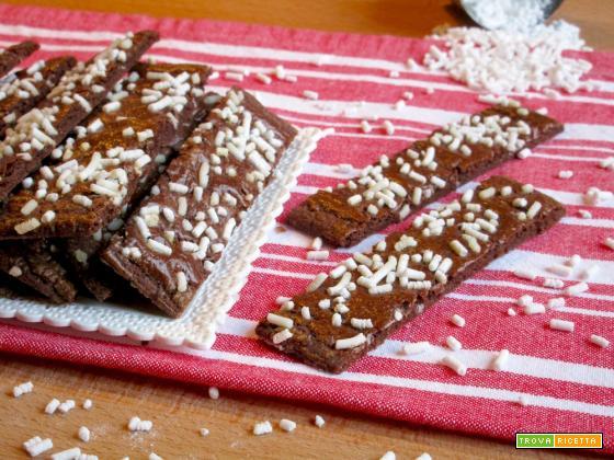 Biscotti Svedesi al Cioccolato