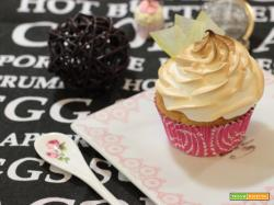 Cupcakes al limoncello