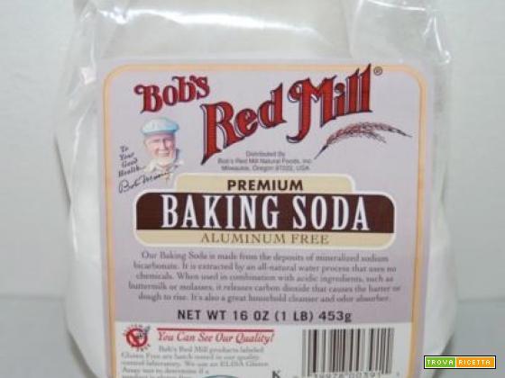 Come usare il bicarbonato in casa