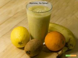 Frullato mimosa