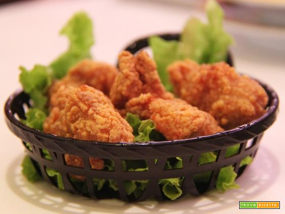 Nuggets o crocchette di pollo