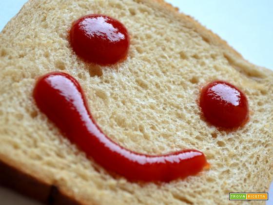 Ketchup fatto in casa. Facile e super veloce!