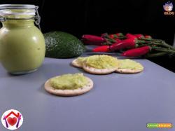 Crema piccante di avocado