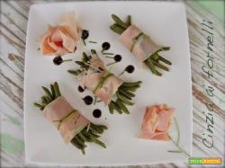 Fagiolini e prosciutto col Bimby