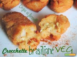 Crocchette brasiliane veg