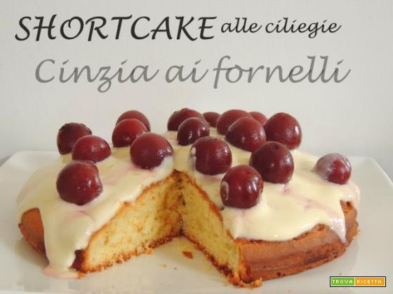 Shortcake alle ciliegie