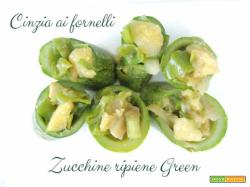 Zucchine light green