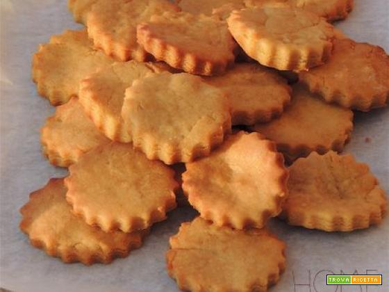 Biscotti dietetici col Bimby