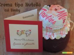 Crema tipo nutella col Bimby