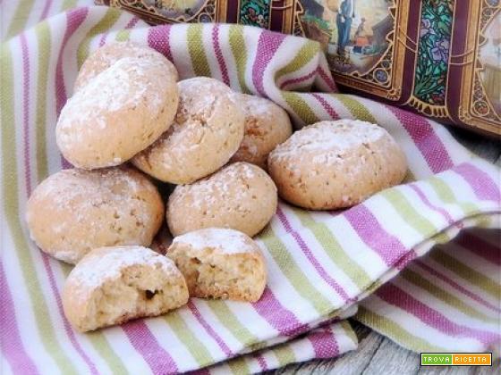 Biscotti col Bimby con limone e grappa
