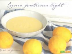 Crema pasticcera light Bimby