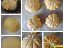 Zucchette di pane col Bimby