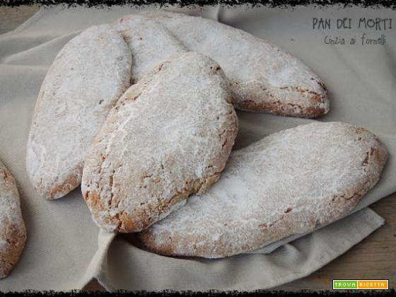 Pan dei morti col Bimby