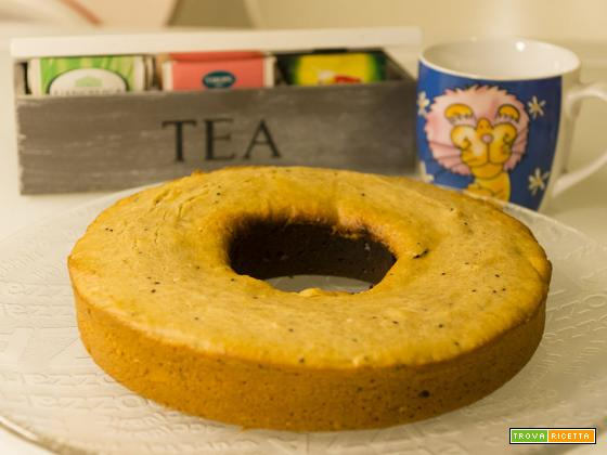 Torta integrale con kiwi