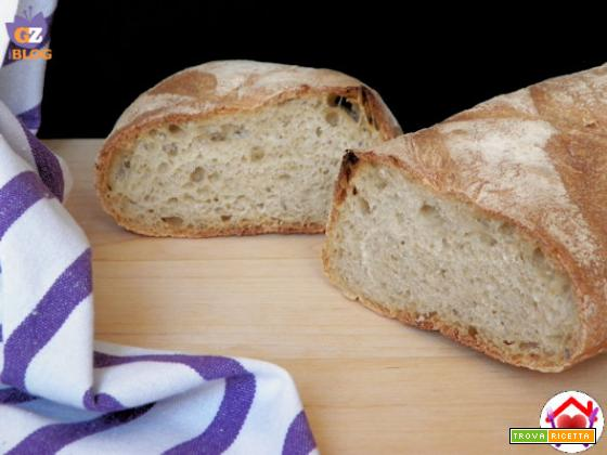 Pane senza impasto e 2 anni di blog