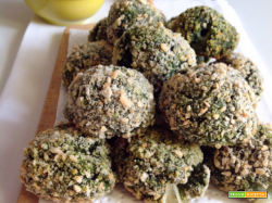 Polpette di cotto e spinaci