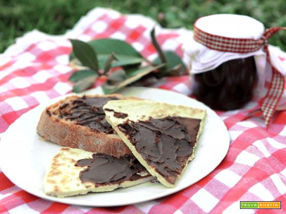 Crema spalmabile Cioccocaffè