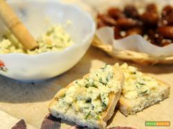 Crostini al formaggio