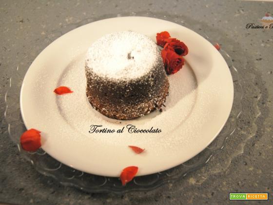 Tortino al Cioccolato soffice golosità
