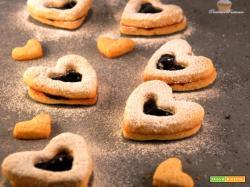 Biscotti Linzer Romantici