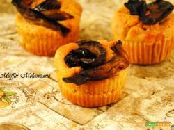 Muffin Melanzane