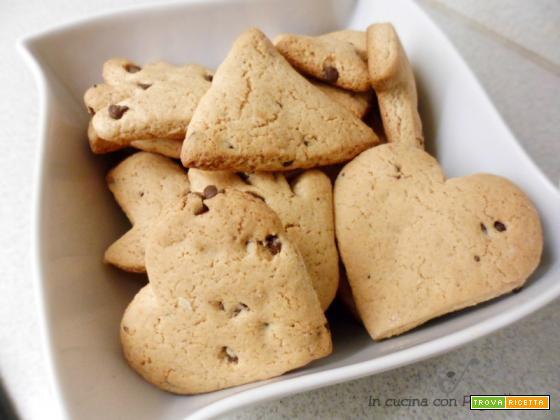 Biscotti deliziosi senza uova e burro