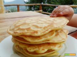 Pancakes alle mele