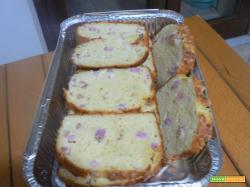 Plumcake salato-ricetta antipasti | Noi due in cucina