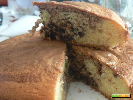 Torta morbida con philadelphia e nutella-Ricetta dolce | Noi due in cucina