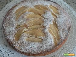 Torta rustica di mele - Ricetta dolce