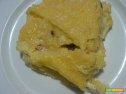 Tortino di polenta ai formaggi | Noi due in cucina