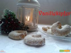 Vanillekipferl classici e natalizi