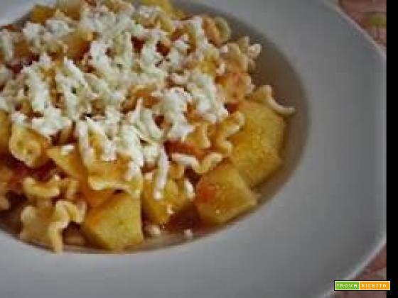 Pasta e patate alla paesana