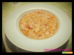Risotto all' Asiago