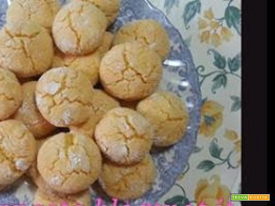 Biscotti di semola e cocco