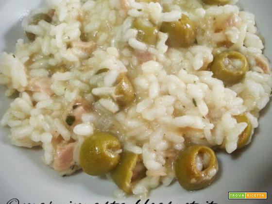 Insalata di riso invernale