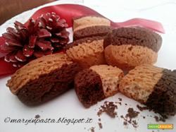 Biscotti Fior di Riso vaniglia e cacao