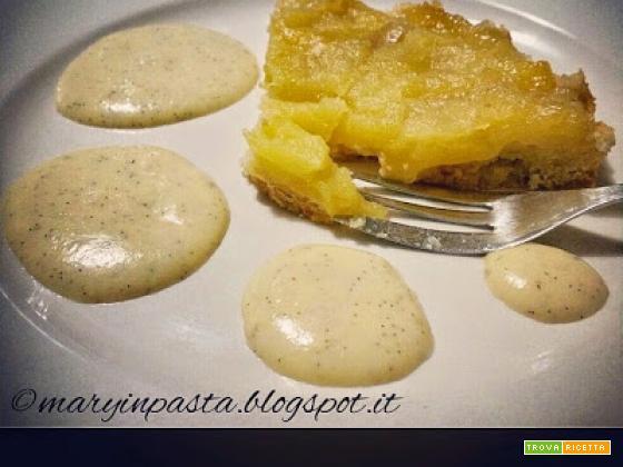 Tarte Tatin con salsa alla vaniglia di Ernst Knam