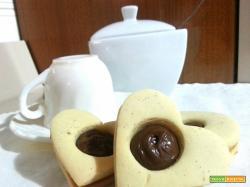 Biscotti occhi di bue senza glutine