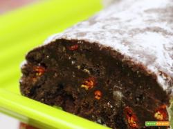 Tanti auguri a me...un anno del mio blog...tanti auguri L'angolo della cake disaster...salame al cioccolato con biscotti Oreo e bacche di Goji