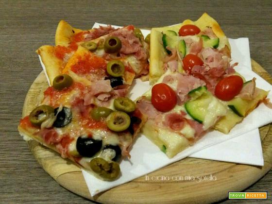 Fantasia di pizza