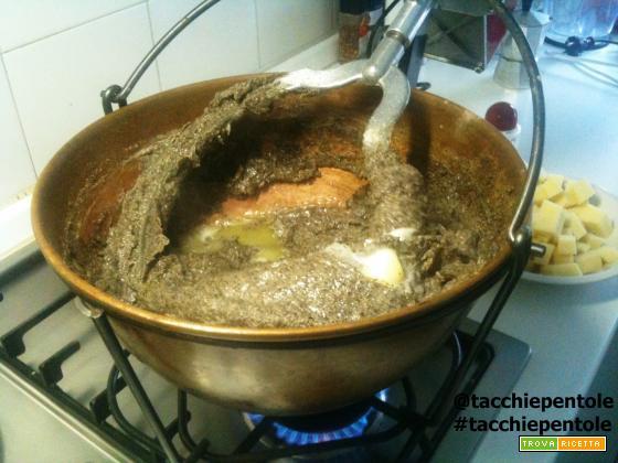 POLENTA TARAGNA – Una ricetta tipica della Valltellina!