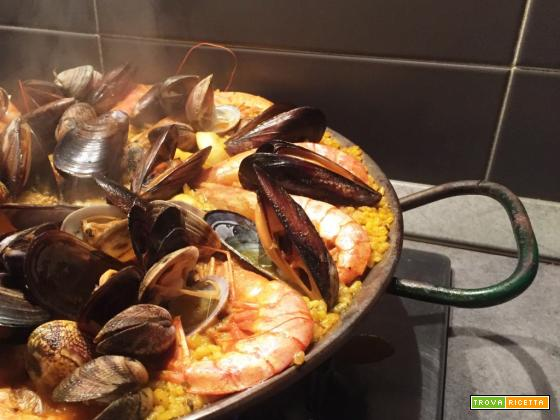 PAELLA – La ricetta vera, parola di spagnola!