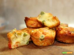 Muffin alle verdure miste