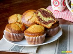 Muffin Zebrati, con Video