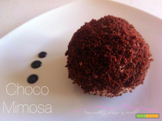 Choco mimosa