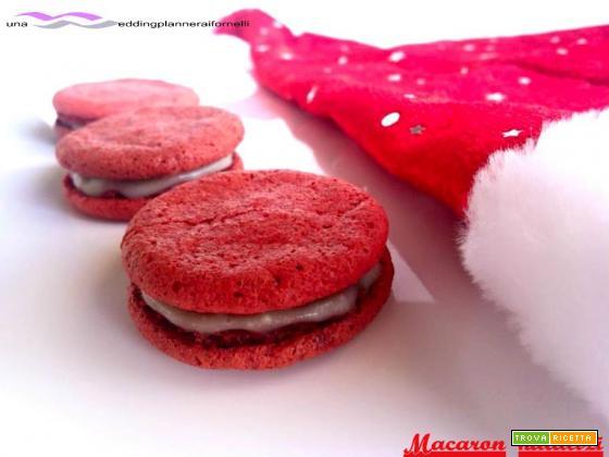 Macaron natalizi