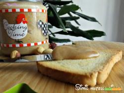 Simil Nutella bianca più buona del supermercato