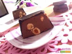 Torrone morbido alla Nutella - con e senza Bimby